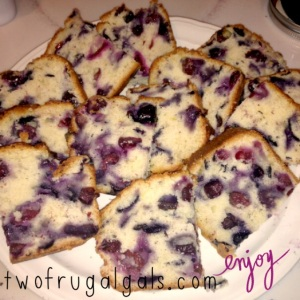 blueberry bread 8