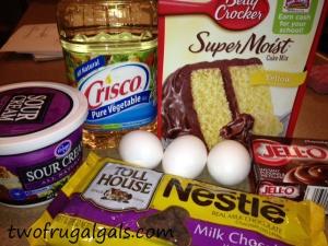 chocolate Bread recipe two